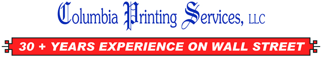 Columbia Printing Services, LLC